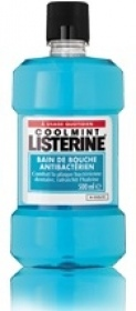 Listerine - Coolmint Bain de Bouche 250ml