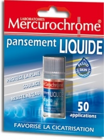Illustration Pansement liquide 3,25 ml