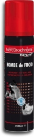 Illustration Sport Bombe de froid 200 ml