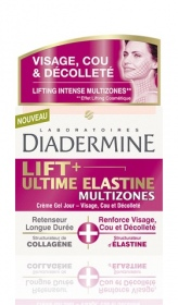 Diadermine - Lift+ Ultime Elastine Multizones 50ml