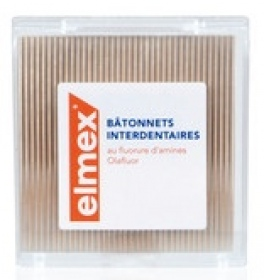 Elmex - Bâtonnets Interdentaires Protection Caries