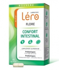 Illustration Activ' Léro Flore Confort Intestinal 15 Gélules