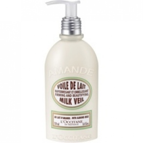 Illustration Amande Voile de Lait Amande 250ml
