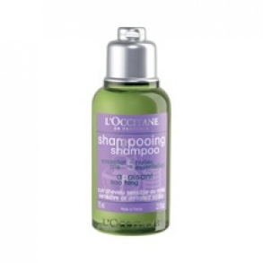 Illustration Aromachologie Shampooing Apaisant 75ml