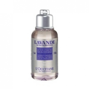 Illustration Lavande Gel Douche Lavande certifié bio 75ml