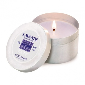 Illustration  Lavande Bougie Parfumée Lavande 150g