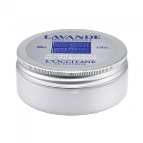 Illustration Lavande Gel De Massage Lavande 200ml