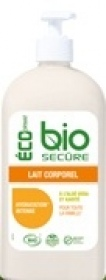 Illustration Soin Lait Corporel Bio 730 ml