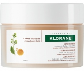Klorane  - Masque A L'Huile D'Abyssinie 200 ml