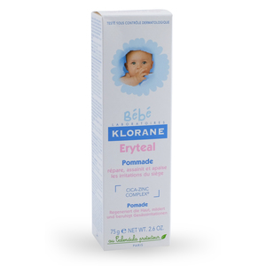 Klorane  - Eryteal Pommade Irritation Pour Le Change 75 ml