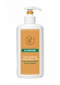 Klorane - Lait Corporel Hydratation 24h 400 ml