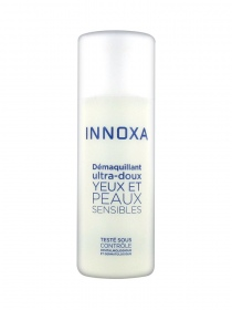 Innoxa - Soin Des Yeux Lotion Démaquillante Ultra Douce 125 ml