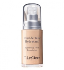 Illustration Fond De Teint Hydratant SPF 20  Clair Rosé 30 ml