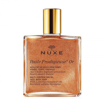Nuxe - Huile Prodigieuse Or Huile sèche multi-fonctions - 100 ml