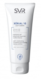 Illustration Xérial 10 Lait Corps anti-squames - 200 ml