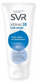 Illustration Xérial 10 Lait Corps 500 ml
