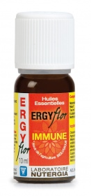 Nutergia - Synergies Aromatiques Ergy Flor Immune 10 ml