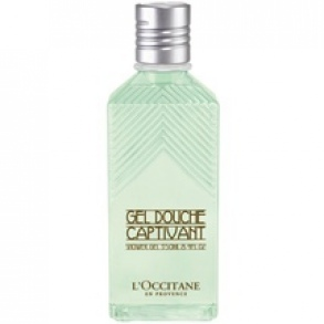 Illustration Eaux de Cologne Gel Douche Captivant 250ml
