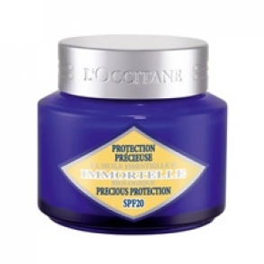 Illustration Immortelle Protection Précieuse SPF 20 Immortelle 50ml