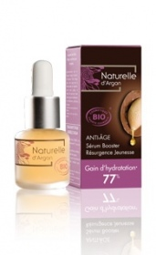 Naturelle d'Argan - Sérum Booster Résurgence Jeunesse Bio 15mL