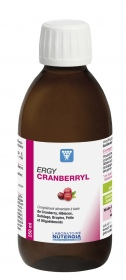 Nutergia - Synergies phytominérales Ergycranberryl - 250 ml