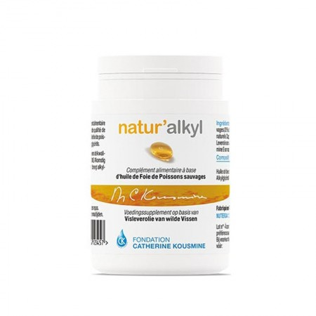 Illustration Natur'Alkyl  90 Capsules