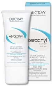 Ducray -  Peaux Grasses A Imperfections Keracnyl Matifiant Visage 30 ml