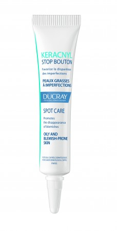 Ducray -  Peaux Grasses A Imperfections Keracnyl  Stop Bouton Soin Local 10 ml