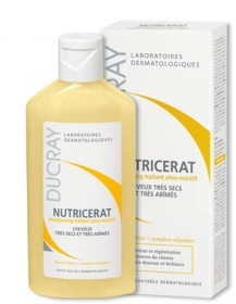 Ducray - Cheveux Secs Nutricerat Shampooing Traitant Ultra-Nutritif  200 ml