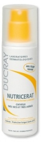 Illustration Cheveux Secs Nutricerat Spray Anti-Dessèchement Protecteur 75 ml