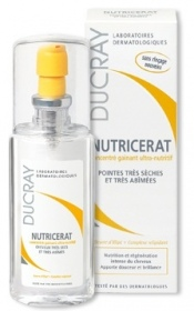 Illustration Cheveux Secs Nutricerat Concentré Gaînant Ultra-Nutritif  75 ml