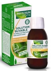 Phytosun Arôms - Respiration Solution Buvable 125 ml