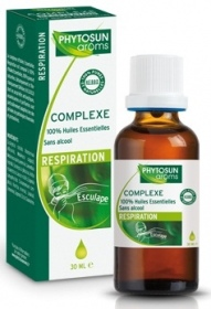 Illustration Respiration Complexe Respiration 30 ml