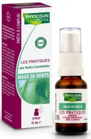 Illustration Maux Du Quotidien Spray Maux De Dents15 ml