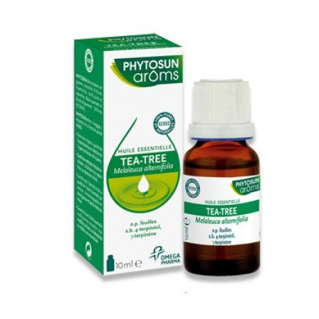 Illustration Huiles Essentielles Tea-Tree 10 ml