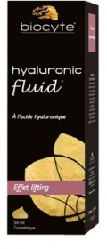 Biocyte - Hyaluronic Fluid Effet Lifting - 50 ml