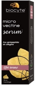 Illustration Micro Vectine sérum Effet tenseur - 50 ml
