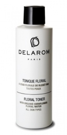 Delarom - Nettoyants-Démaquillants Tonique Floral 200 ml