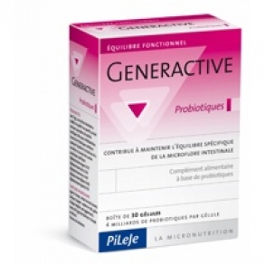 Illustration Generactive Probiotiques