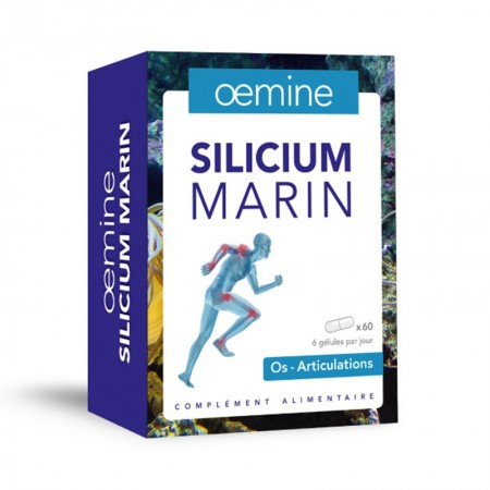 Illustration Silicium marin - 60 gélules