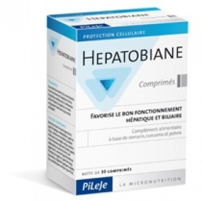 Illustration Hepatobiane Sachet
