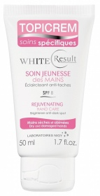 Illustration Taches Pigmentaires White Result Soin Jeunesse des Mains 50 ml