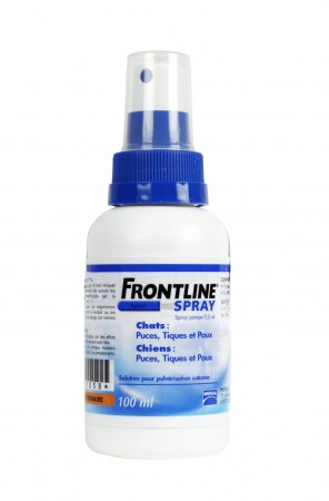 Frontline - Spray Frontline -100 ml