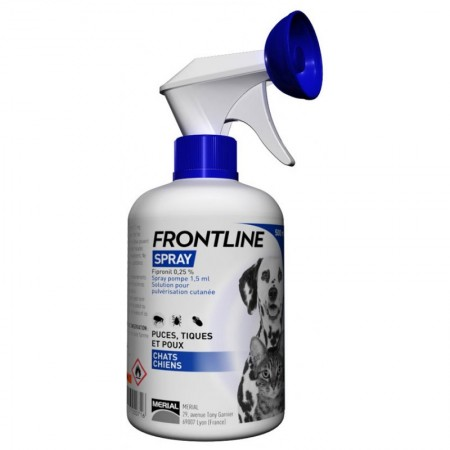 Illustration Spray Frontline - 500 ml
