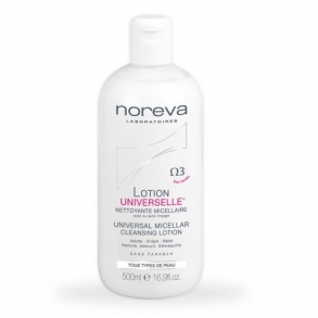 Illustration Lotion Universelle Nettoyante Micellaire - 500 ml