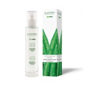 Illustration Lotion Micellaire Anti Age Aloe Vera -100 ml