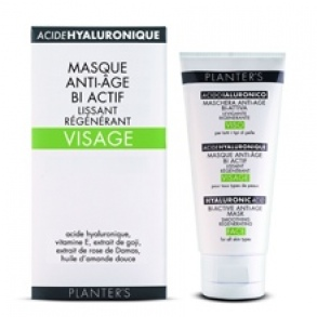 Planter's France - Acide Hyaluronique - Masque anti-âge Bi-Actif - 50ml