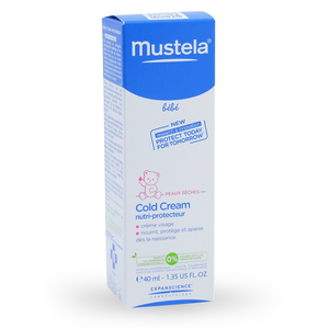 Mustela - Cold Cream nutri-protecteur - 40 ml