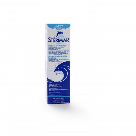 Illustration Solution Nasale à l'eau de mer - 100ml