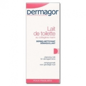 Dermagor - Lait de toilette au collagène marin - 100ml